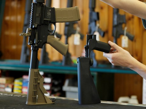 Bump stocks are selling out in the US after Las Vegas shooting