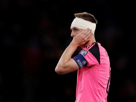 Darren Fletcher feared his ear was hanging off during Scotland win over Slovakia