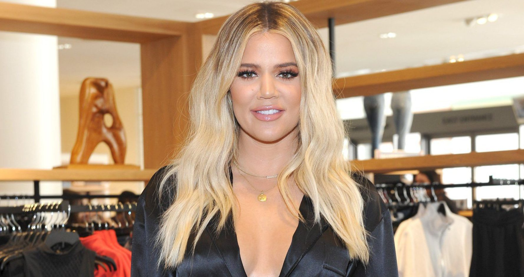 Khloe Kardashian thinks those persistent plastic surgery rumours are a 'compliment'