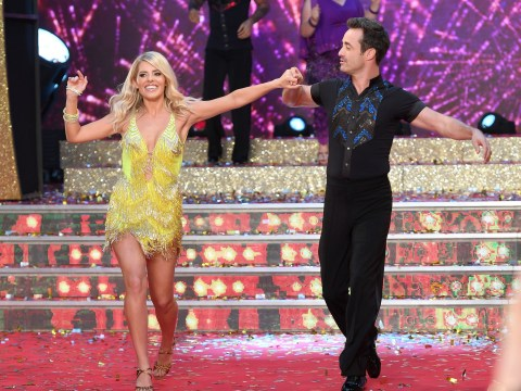 Strictly's Joe McFadden slams romance rumours with Mollie King, but is 'flattered' by them either way