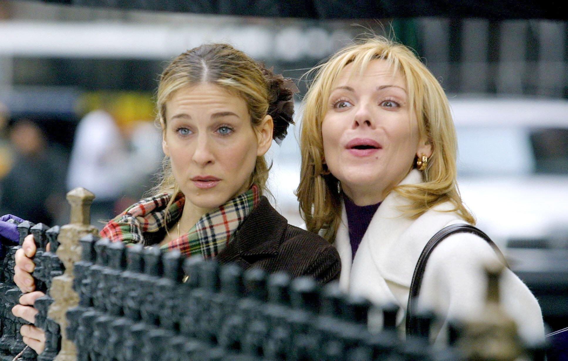 Kim Cattrall says Ellen Degeneres would make a 'fabulous' Samantha Jones in SATC 3