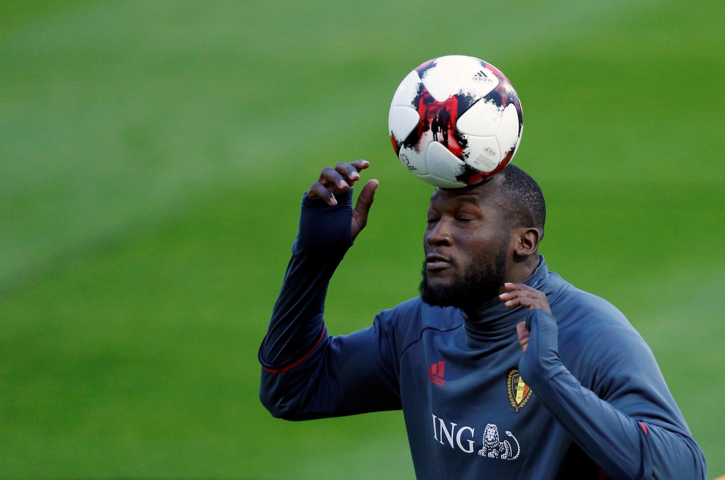 Belgium manager denies Man Utd rift amid Marouane Fellaini and Romelu Lukaku injury issues