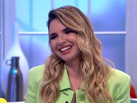 Nadine Coyle raises hopes of a Girls Aloud reunion – without the music