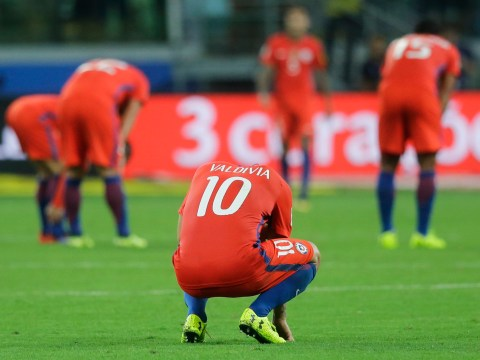 Claudio Bravo's wife slams Chile players' 'drunkenness' after Alexis Sanchez's World Cup heartbreak