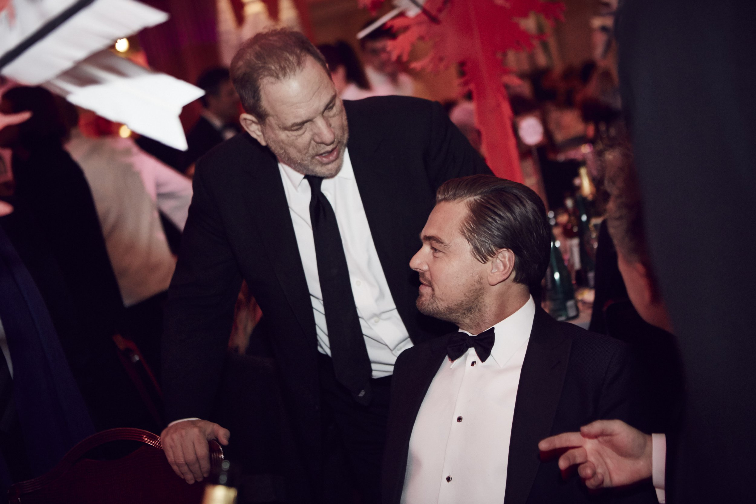 Leonardo DiCaprio breaks silence on Harvey Weinstein and applauds women who have 'made their voices heard'