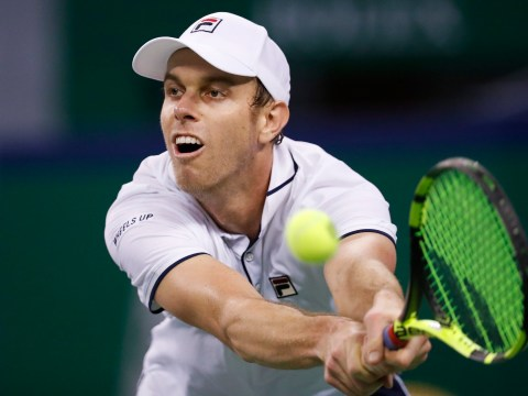 Sam Querrey won't join Roger Federer & Rafael Nadal in London after shock Paris Masters exit