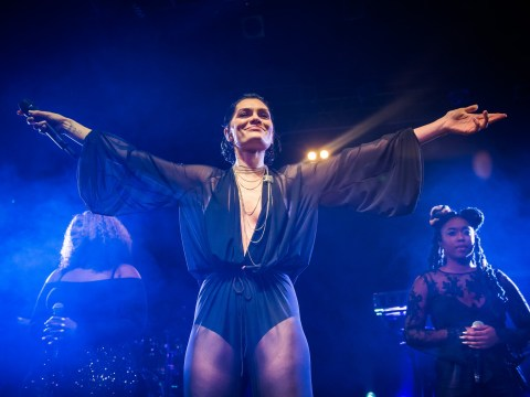 Jessie J turns comeback gigs into beacons of hope