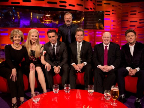 Who is on Graham Norton tonight? Nicole Kidman and Colin Farrell among the guests on the sofa