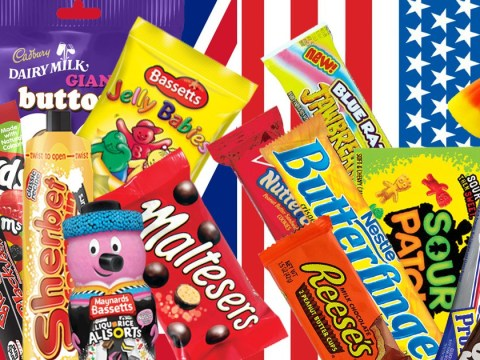 American and British Halloween candy ranked from best to worst