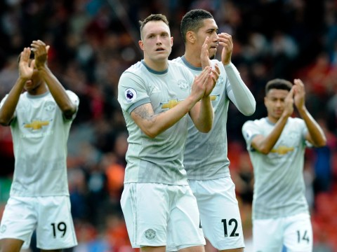 Phil Jones sends defiant message to Manchester United's title rivals after Liverpool draw