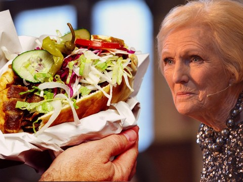 Mary Berry shocks the nation by revealing she's never had a takeaway