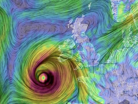 Where is Storm Ophelia now and when will the Ex-Hurricane hit the UK?