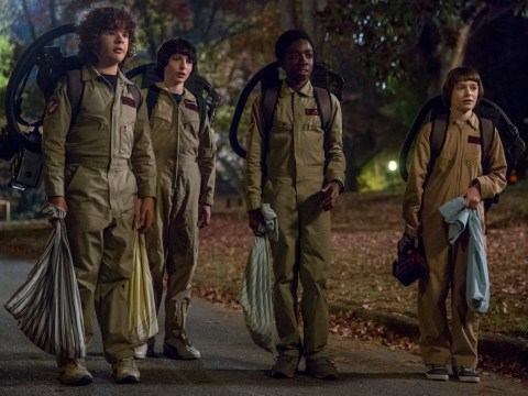 Stranger Things 2 is pretty good, according to the first reviews