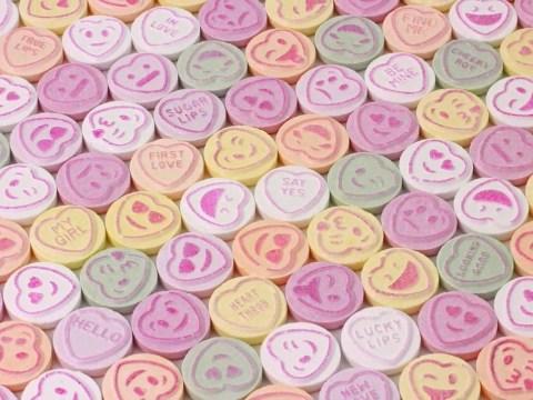 Are Love Hearts vegetarian, vegan or halal?