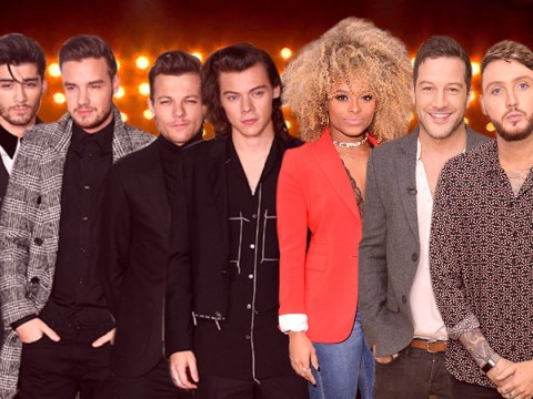 Just how long did the X Factor alumni last on Simon Cowell's Syco label?