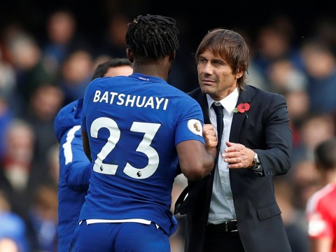 Super sub Michy Batshuayi saves Antonio Conte as same old Chelsea problems continue