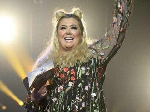 Gemma Collins says she could have died after monumental stage fall but hopes to bribe BBC bosses for a place on Strictly