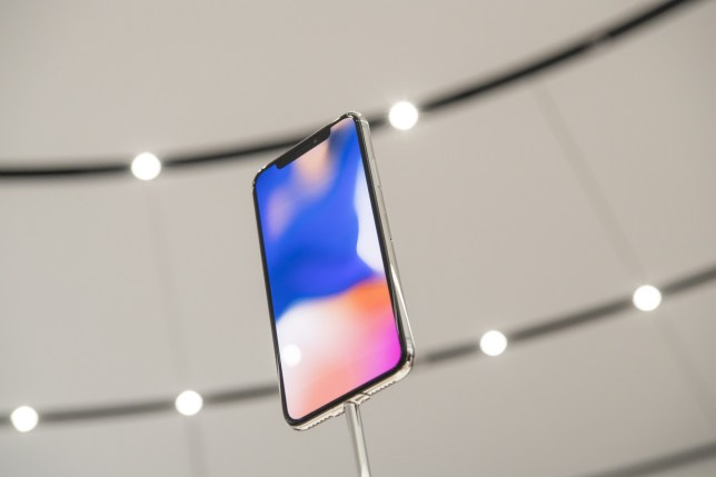 Apple confirms problems with new iPhone X screen | Metro News