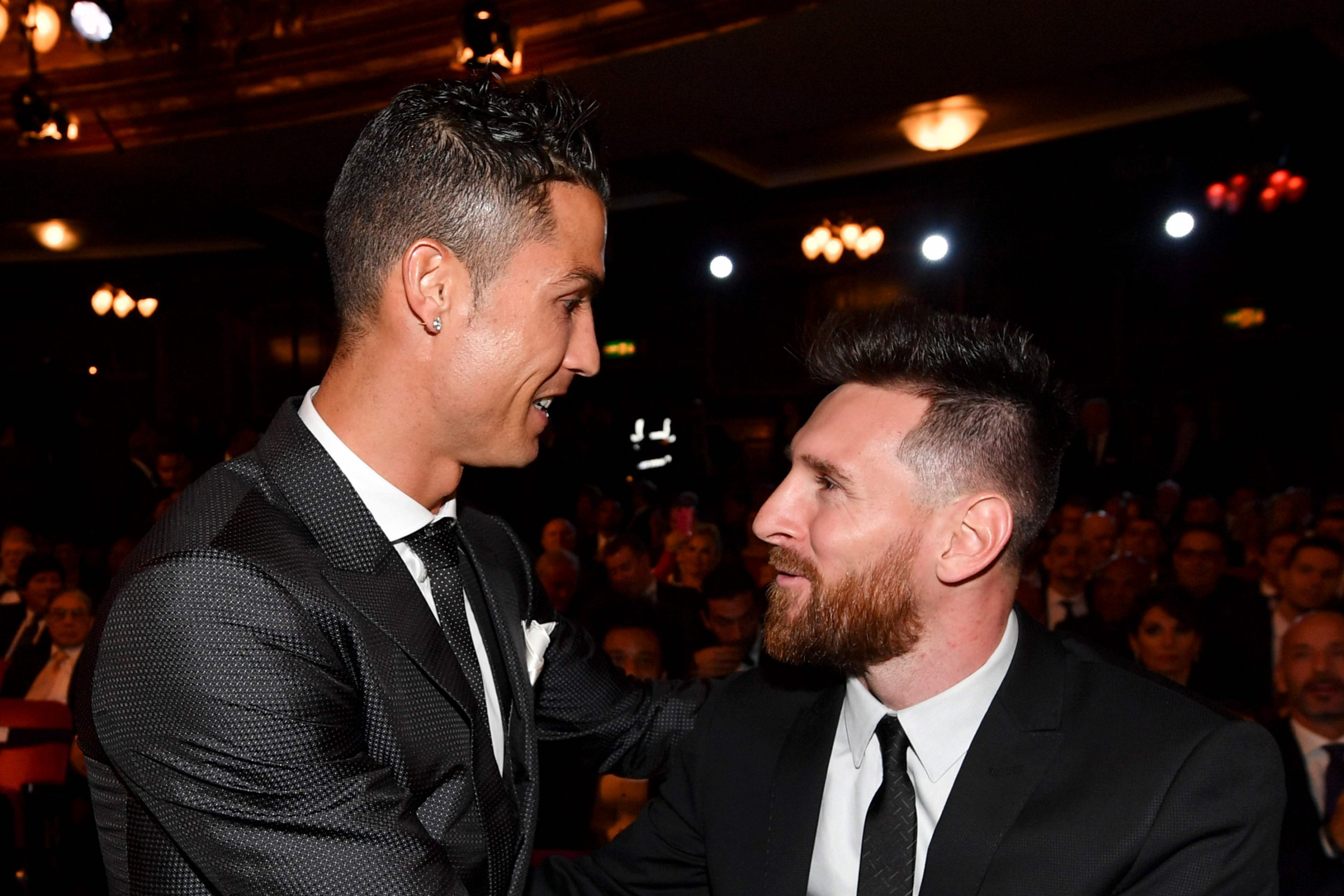 Cristiano Ronaldo beats Lionel Messi and Neymar to Best FIFA Men's Player award
