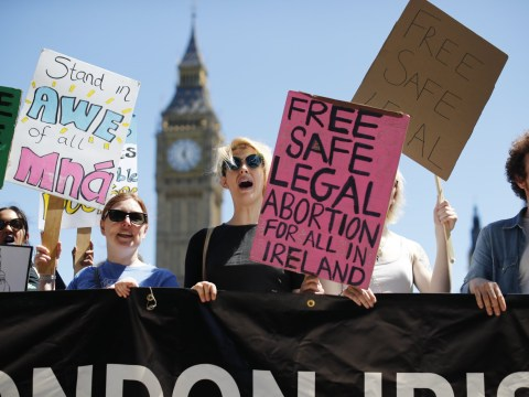 Free abortions for Northern Irish women in England by the end of the year