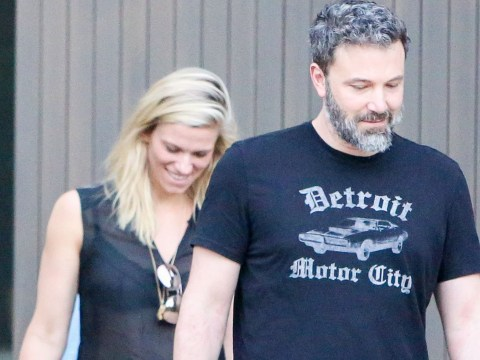 Ben Affleck and girlfriend Lindsay Shookus go house hunting as they look to build a home together