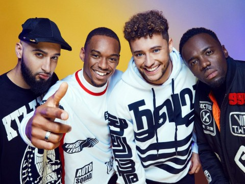 Rak-Su's Myles can't wait to meet Liam Payne on X Factor – after admitting crush on Cheryl
