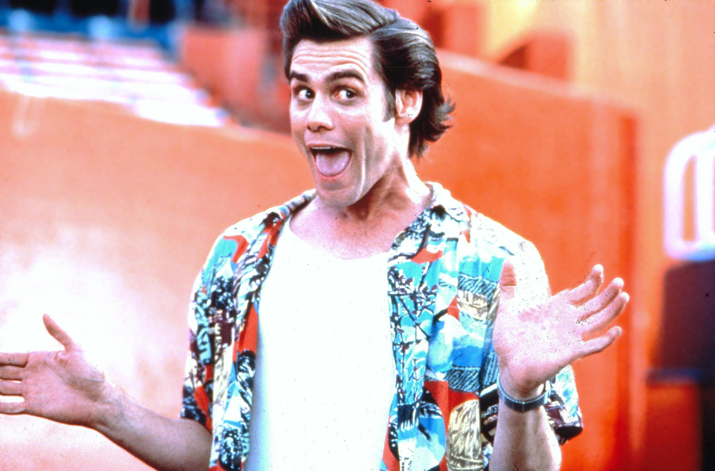Jim Carrey's Ace Ventura is being lined up for a reboot
