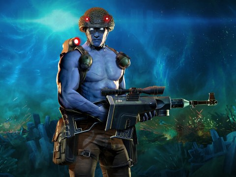 Rogue Trooper Redux review – back to the future of 2000 AD