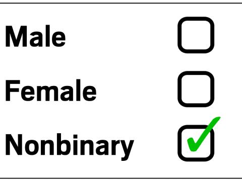 California legally recognizes third gender option