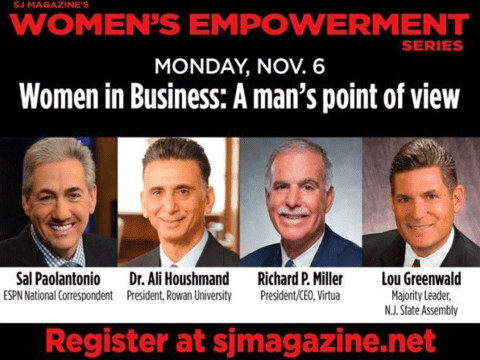 Women's empowerment event canceled because too many men are on panel