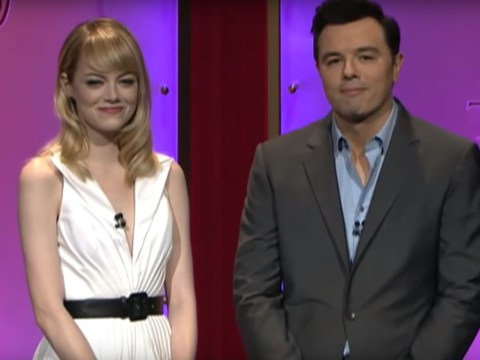 Seth MacFarlane joked about actresses pretending to be attracted to Harvey Weinstein at 2013 Oscar nominations