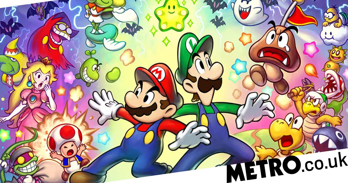 Nintendo Trademarks Mario Luigi Rpg But Will There Be A