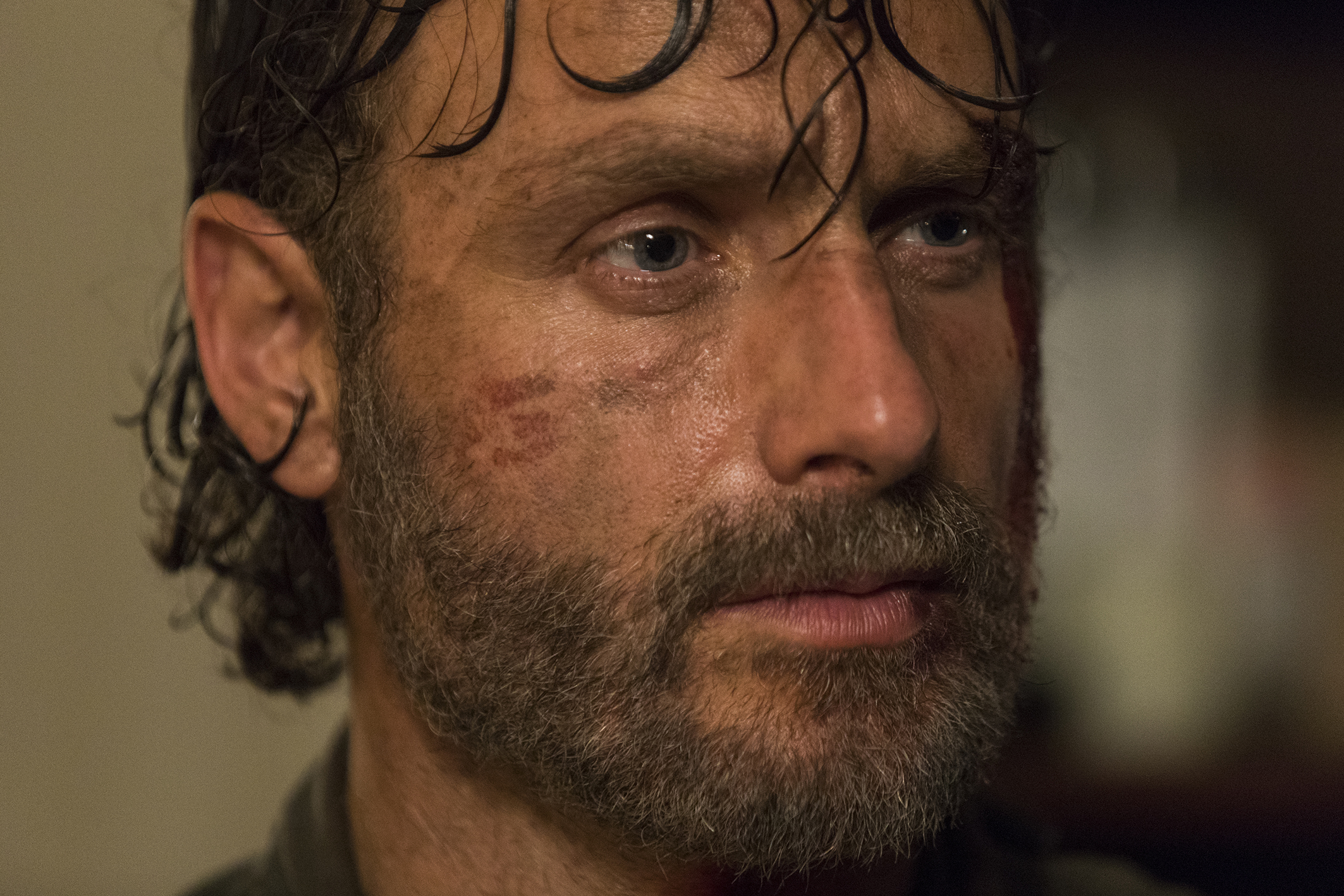 The Walking Dead cannot survive without Andrew Lincoln