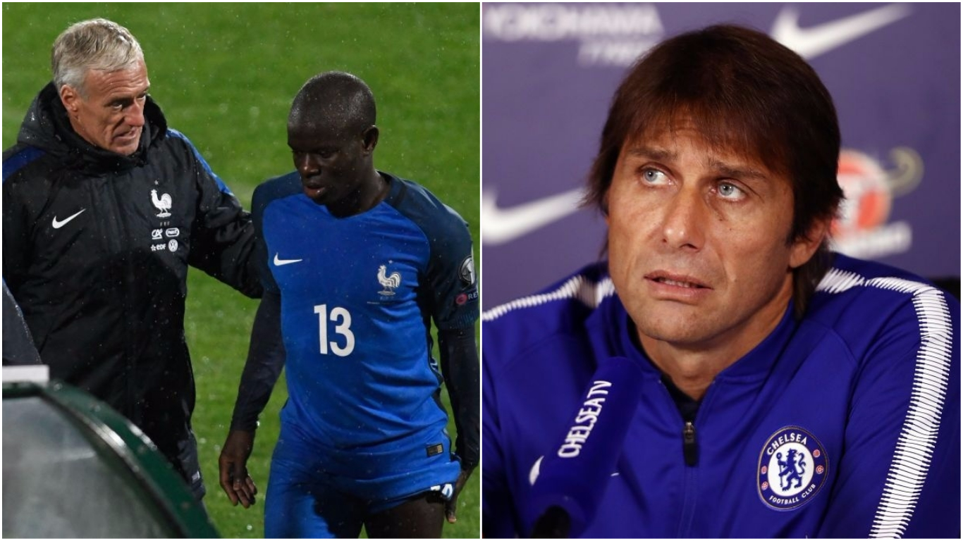 N'Golo Kante injury highlights Chelsea's disastrous transfer mistake, says Ray Wilkins