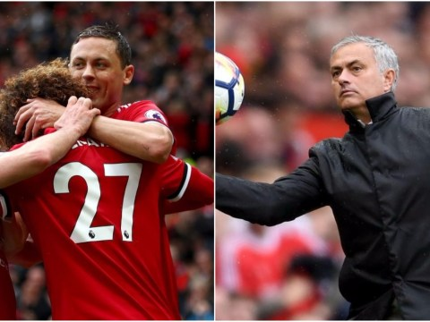 Jose Mourinho and Nemanja Matic speak out on Manchester United's title charge