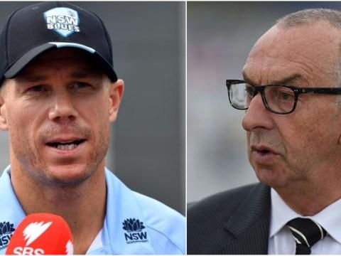 David Warner responds to England legend David Lloyd calling Australia 'boring'