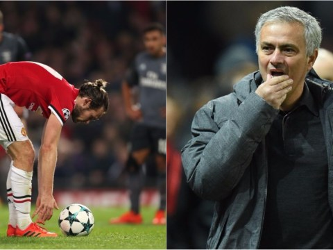 Jose Mourinho explains why Daley Blind took penalty instead of Romelu Lukaku during Benfica victory