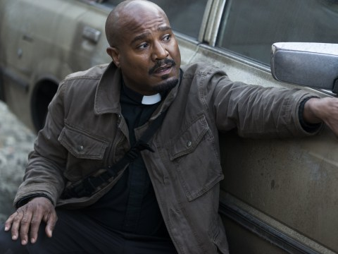 The Walking Dead season 8: Could Father Gabriel be on team Negan?