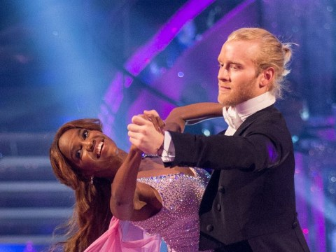 Jonnie Peacock fears he will fall foul of yet another Strictly curse