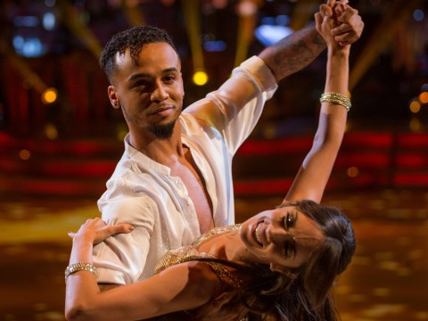 Aston Merrygold's message to his Strictly Come Dancing family is making us bawl our eyes out