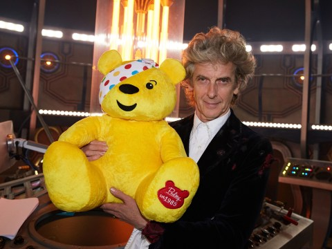 Doctor Who Christmas Special – 10 questions and observations from the Children In Need clip
