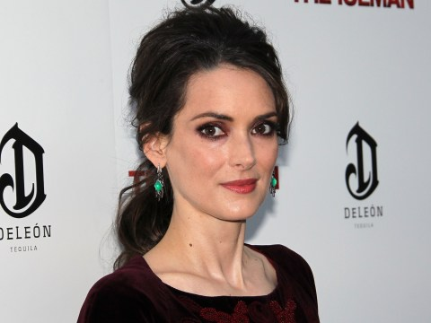 Winona Ryder had to have stitches when school bullies 'kicked the s**t' out of her
