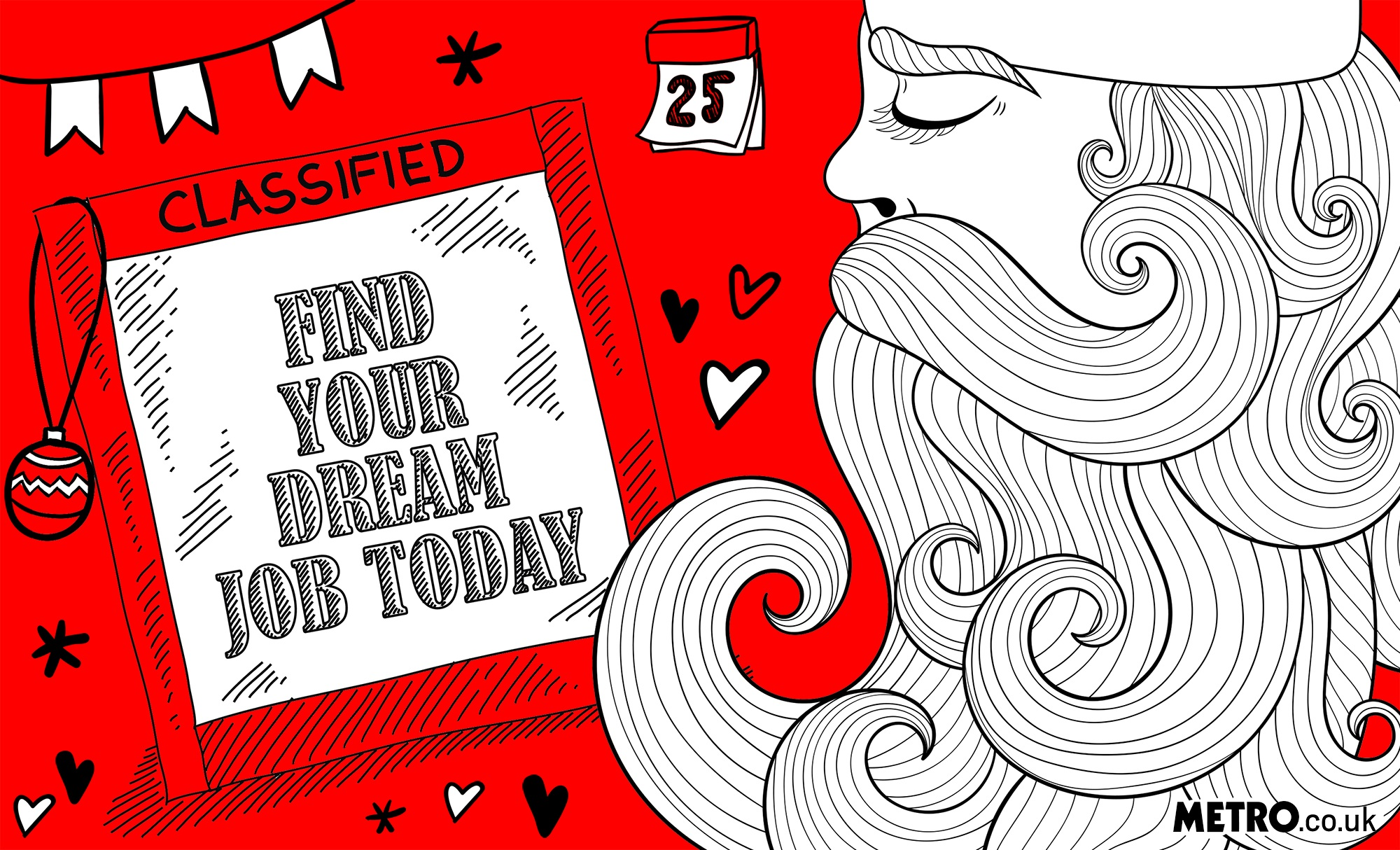 How to find your dream job before Christmas