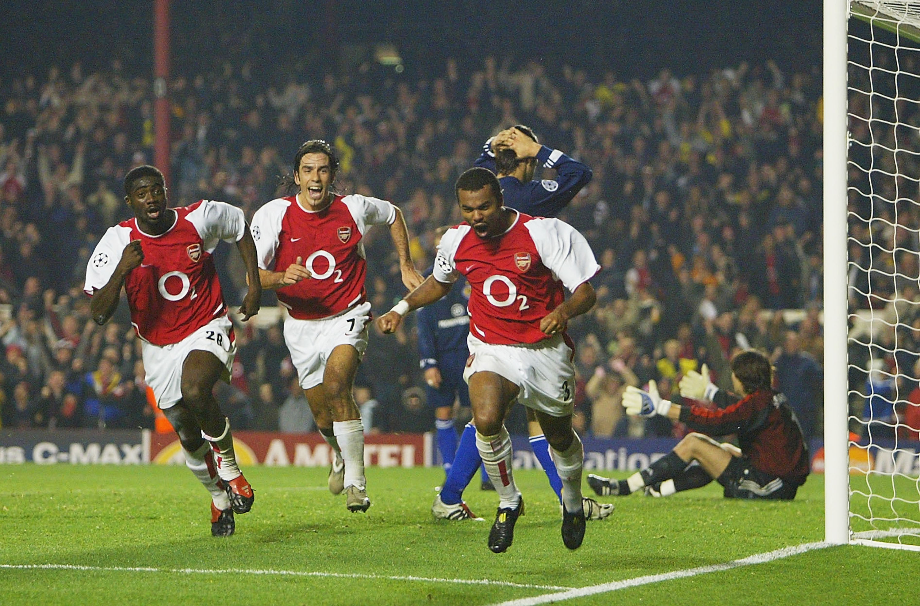 Ashley Cole remembers he's an Arsenal man at heart as he wades into Manchester City 'invincible' debate