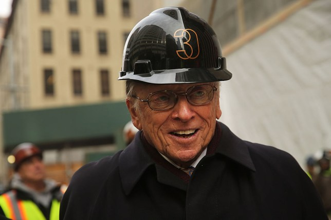 Larry Silverstein net worth