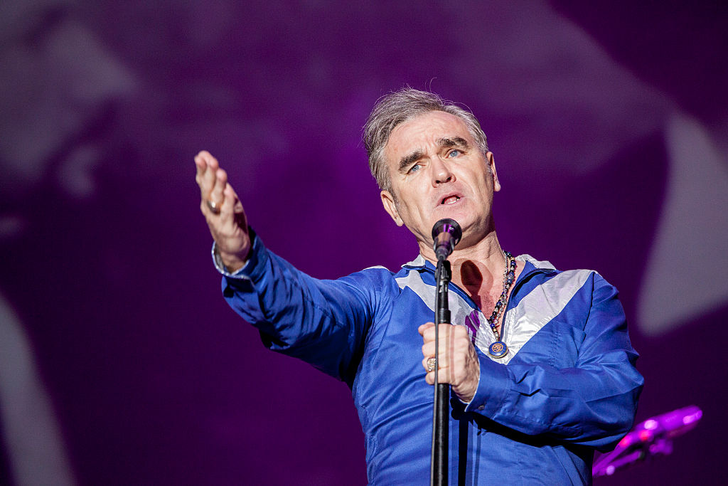 Morrissey swears off print interviews after controversial Kevin Spacey comments: 'If the words didn't come from my mouth I didn't say it'