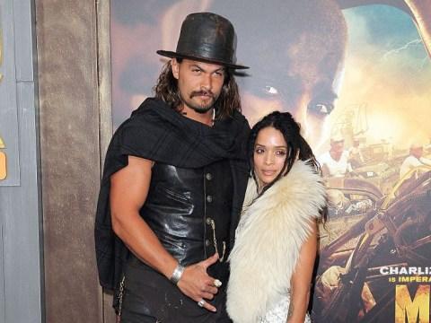 Game Of Thrones Jason Momoa secretly marries Lisa Bonet after 12 years together