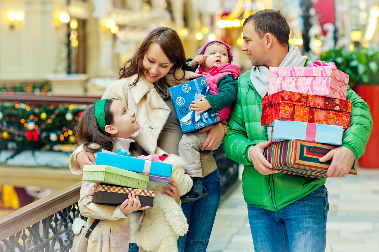 I've finished my Christmas shopping – and here's why you should get yours done before December