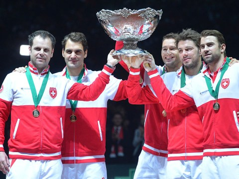 Roger Federer opens up on whether he'll make Davis Cup and Olympics return