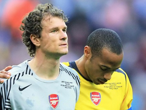 Arsenal hero Jens Lehmann opens up on mistake that cost Arsenal the Champions League